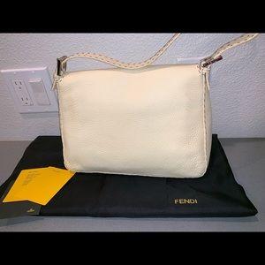 Fendi Bags - Authentic fendi selleria mama zucca shoulder tote